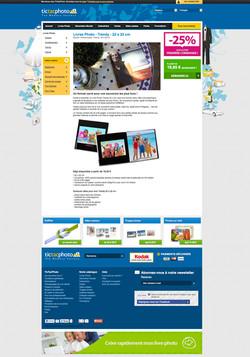 Website Tictacphoto