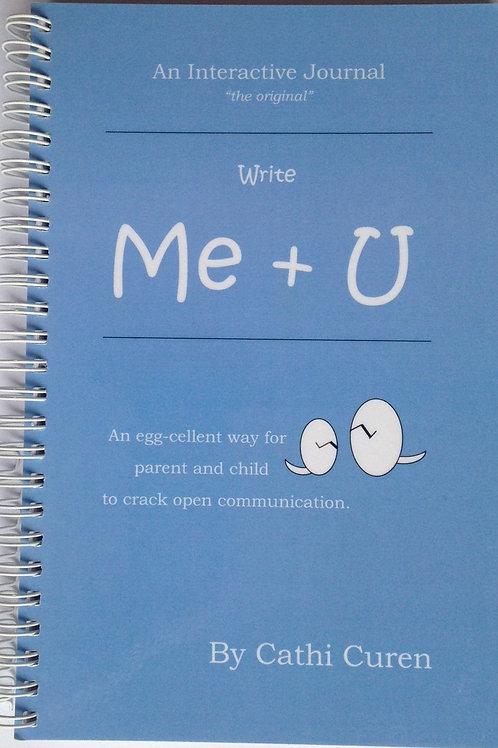 Write Me + U Interactive Journal