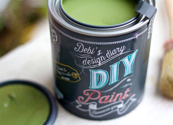 DIY Paint - Gypsy Green