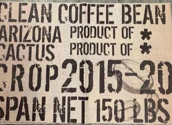 #16 Decoupage Paper - Clean Coffee Bean
