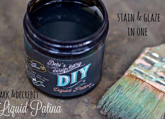 DIY - Dark And Decrepit Patina