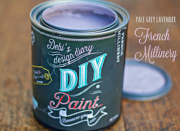 DIY Paint - French Millinery