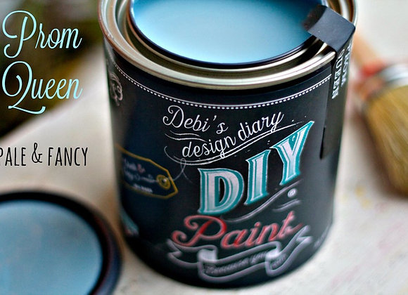 DIY Paint - Prom Queen