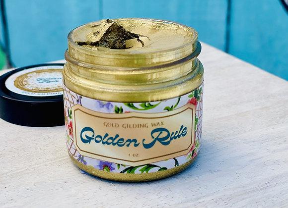 Golden Rule - Gilding Wax