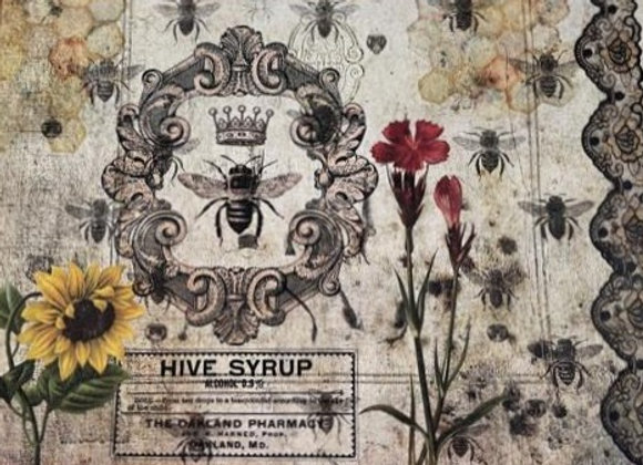 #2087 Hive Syrup - Large