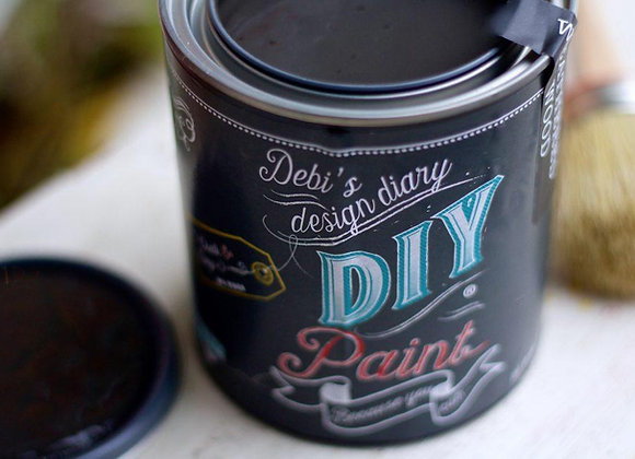 DIY Paint - Black Velvet