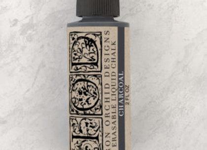 Erasable Liquid Chalk - Charcoal