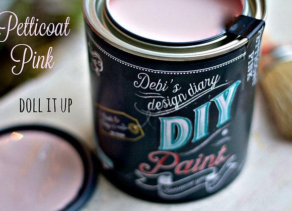 DIY Paint - Petticoat Pink