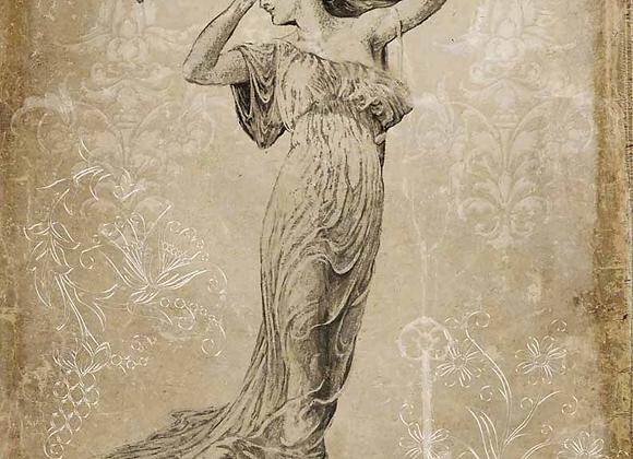 Antique Goddess 0023 - Small