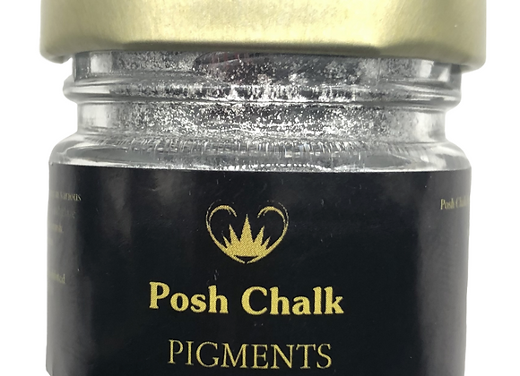 Posh Chalk Pigment - Silver