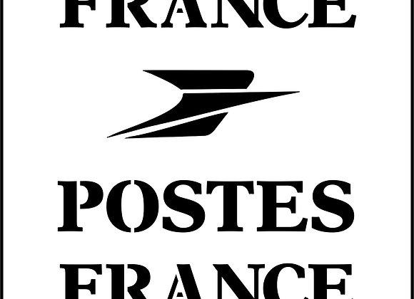 JRV - French Stamp