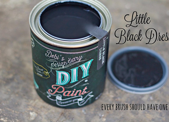 DIY Paint - Little Black Dress
