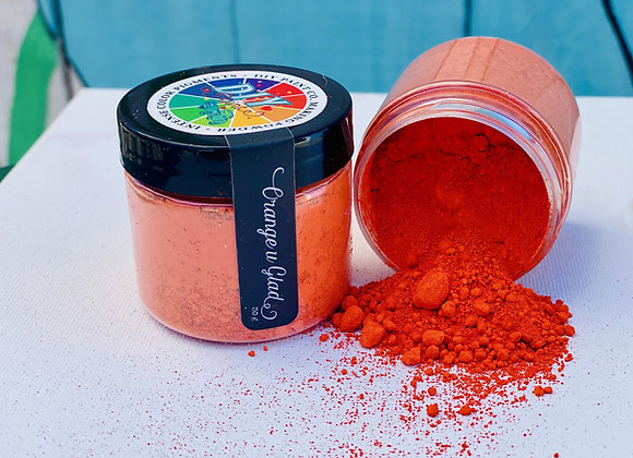 Orange U Glad - Making Powder