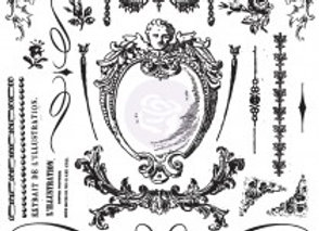 "Iod Decor Stamps – ""Signage II"""