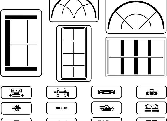 Window Maker Set
