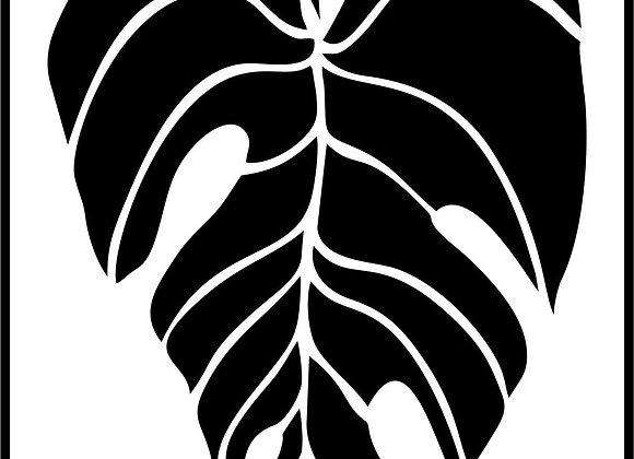 Large Leaf #4