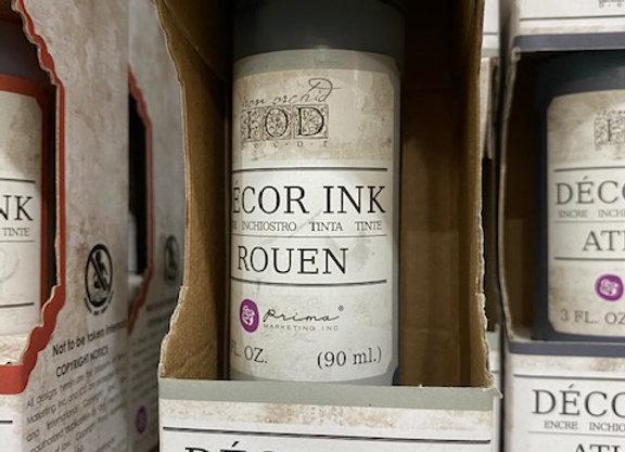 Decor Ink - Rouen