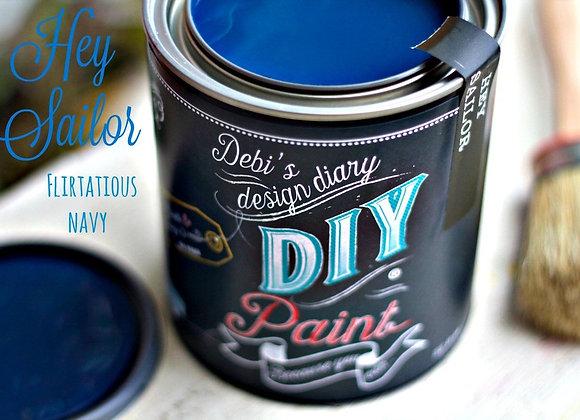 DIY Paint - Hey Sailor