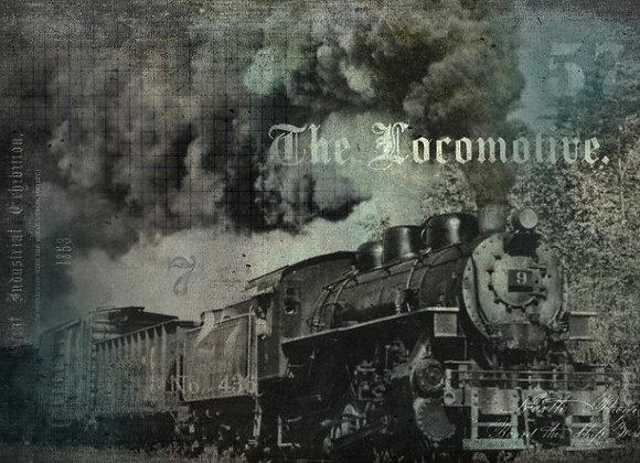 Locomotive - Large
