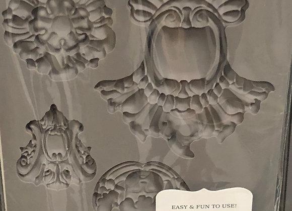 IOD Decor Mould -Baroque 2