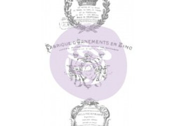 IOD Decor Transfer – French Pots 3