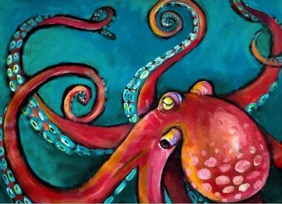 #45 Octopus