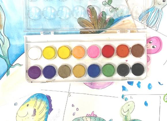 Xenart Mermaid Paint