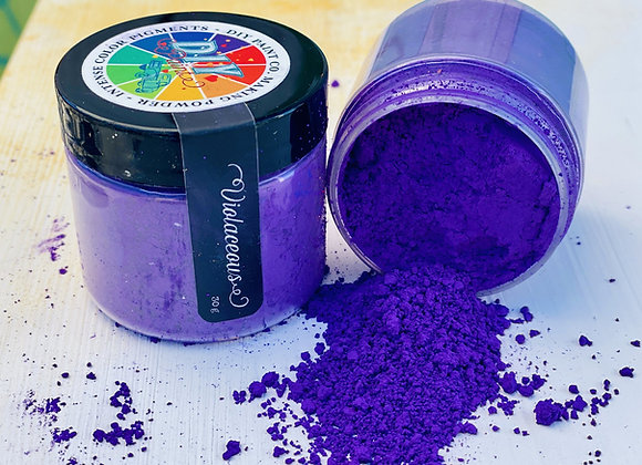 Violaceous - Making Powder