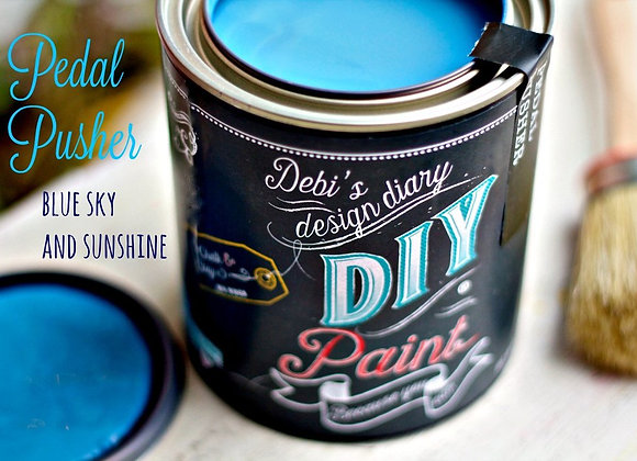 DIY Paint - Pedal Pusher