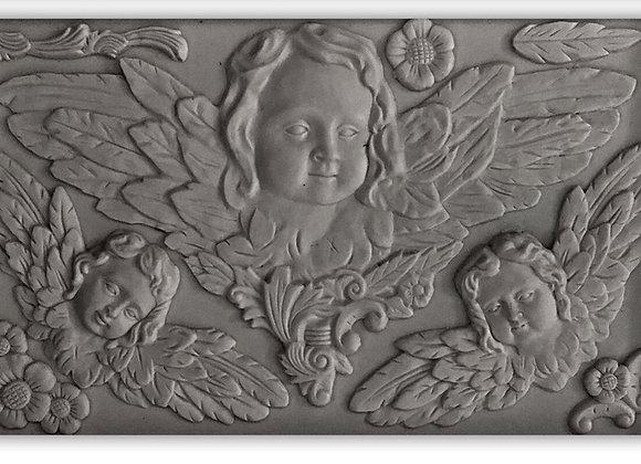 Classical Cherubs 6 x 10 Decor Mould™