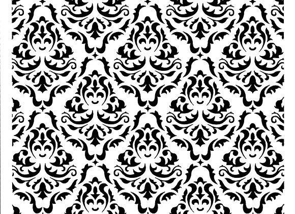 "Victorian Wallpaper 8.25"" X 12"""
