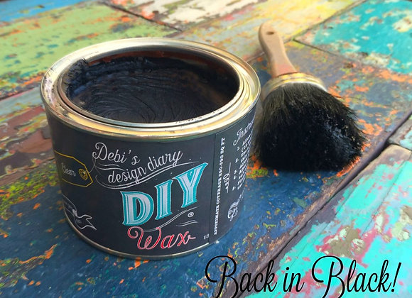 DIY - Black Wax