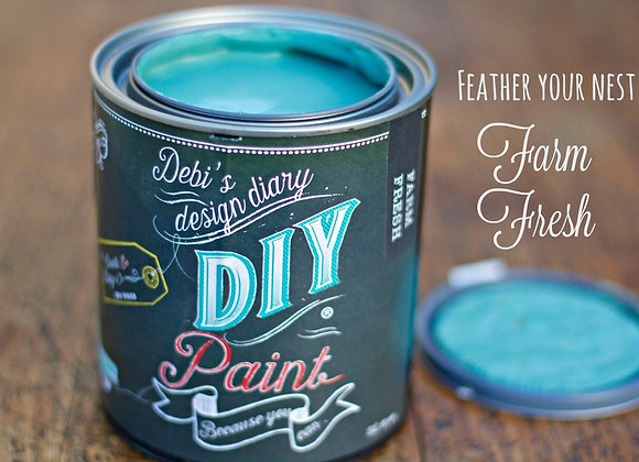 DIY Paint - Farm Fresh