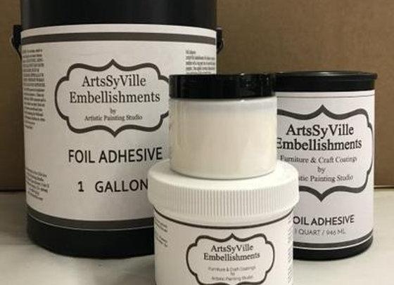 Foil Adhesive - 1 Quart