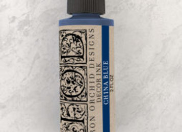 Decor Ink China Blue - 2 Oz.