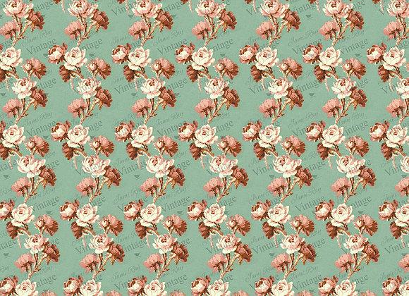 #2036 JRV Cottage Floral