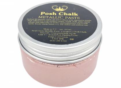 Posh Chalk Metallic Paste - Rose Gold