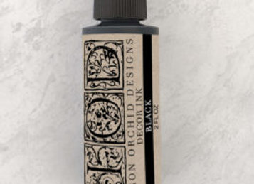 Decor Ink Black - 2 Oz.