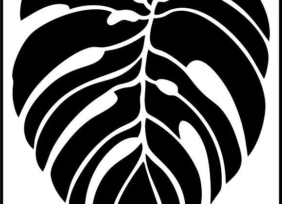 Large Leaf #1
