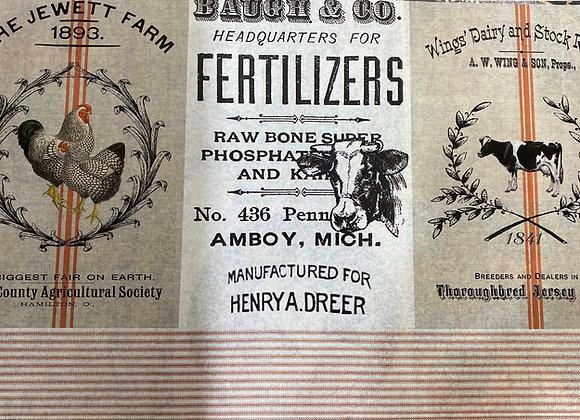 # 31 Fertilizer
