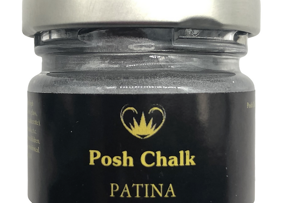 Posh Chalk Patina - Silver