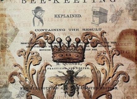 #2110 Bee Keeping - Medium