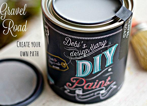 DIY Paint - Gravel Road