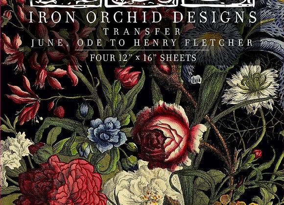 June Ode to Henry Fletcher