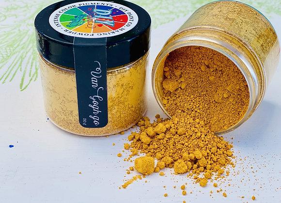 Van Gogh Go - Making Powder