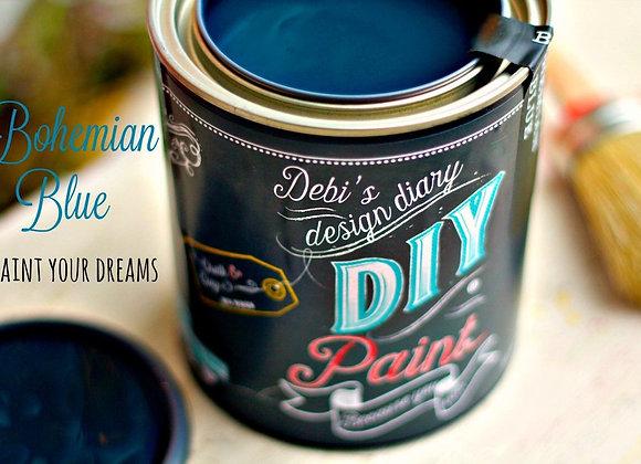 DIY Paint - Bohemian Blue