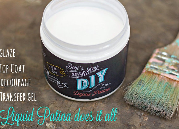 DIY - Liquid Patina