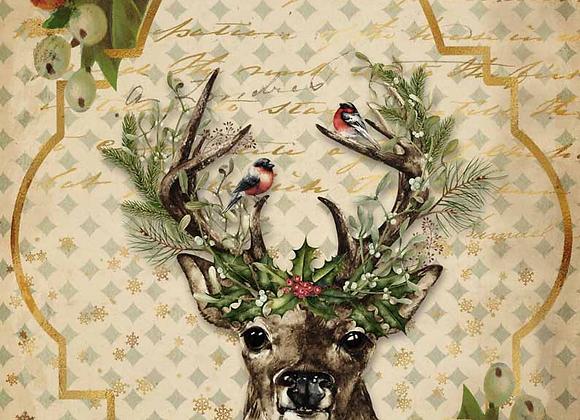Christmas Reindeer 0062