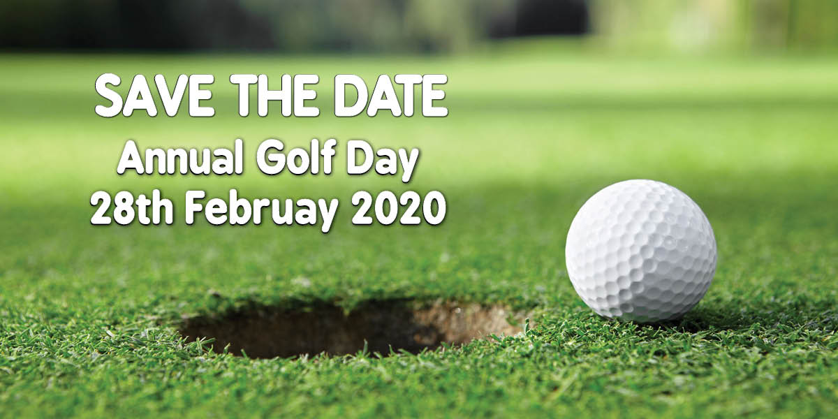 Watch the space for 2021 Golf Day
