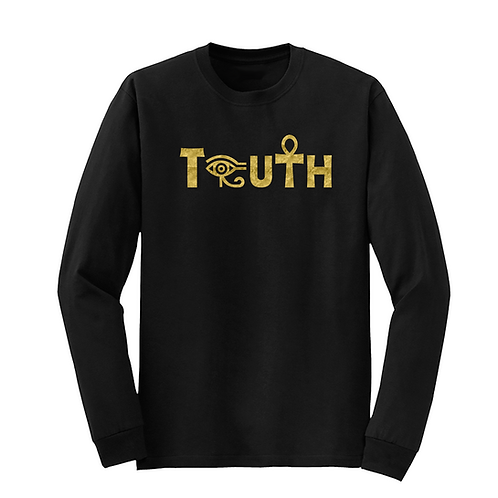 Truth Adult Long Sleeve Shirt